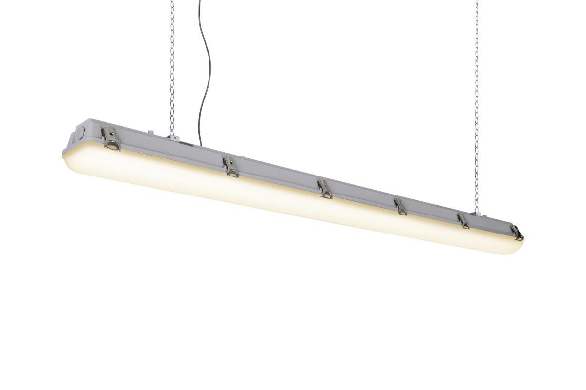IMPERVA 150 wandlamp grijs 1xLED 4000K