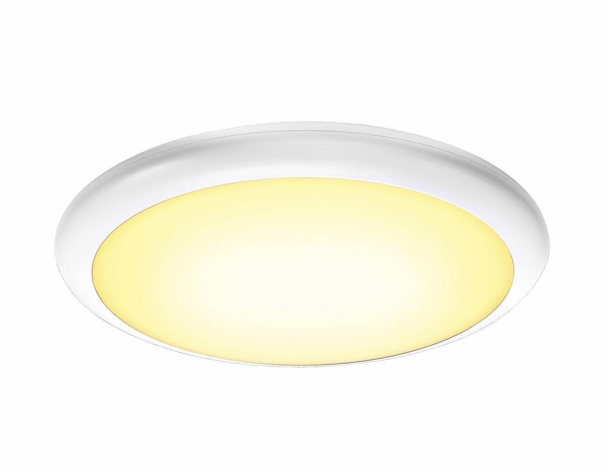 RUBA 20 SENSOR wandlamp wit 1xLED 3000/4000K