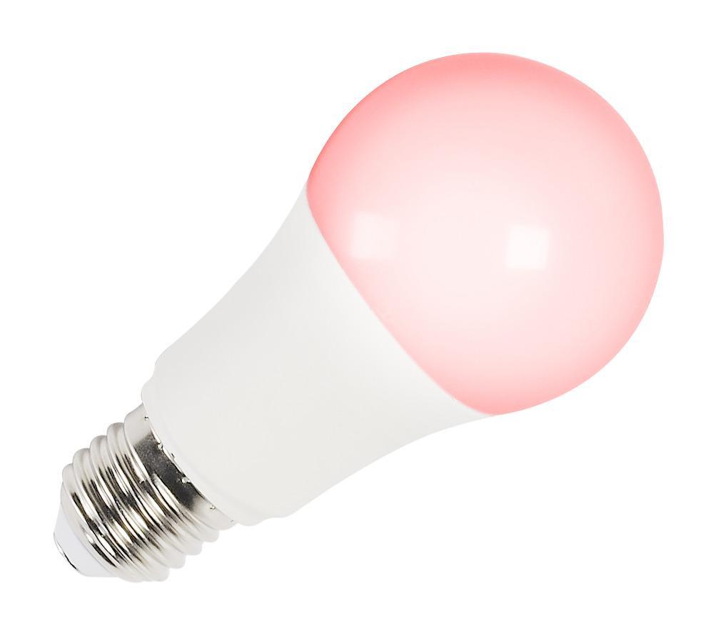 VALETO lichtbron E27 RGBW 240° 9,5W