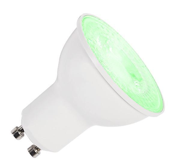 VALETO lichtbron GU10 RGBW 60° 5,6W