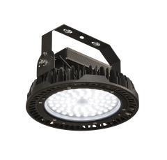 PARA FLAC LED zwart 1xLED 4000K 100W img